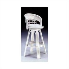 Bermuda Swivel Bar Stool 30""