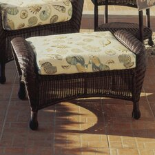 Key West Ottoman with Cushion