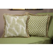 Pillow Talk Palm Acrylic Accent Pillow
