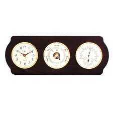 Clock, Barometer, Thermo and Hygrometer