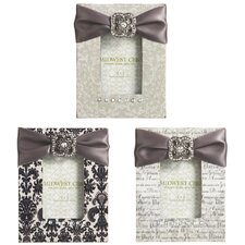 Brocade Picture Frame (Set of 3)