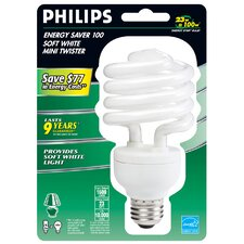 Energy Saver Mini Twister Light Bulb