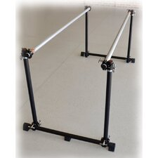 Heavy Duty Adult Physical Therapy and Rehabilitation Parallel Walking Bar