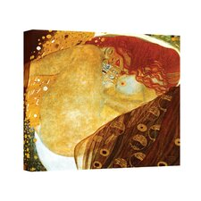 Gustav Klimt ''Danae'' Canvas Art