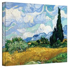 Vincent Van Gogh ''Cypress'' Canvas Art