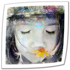 Elena Ray 'Inner Child' Unwrapped Canvas Wall Art