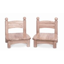 Wooden Chair Pairs