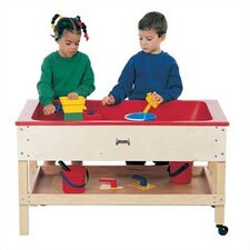 Sand-n-Water Table w/ Shelf