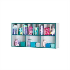 Rainbow Accents Diaper Organizer
