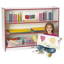 "36"" H Rainbow Accents Super Sized Adjustable Bookcase"