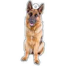 German Shepherd Air Freshener (Set of 3)