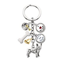 French Bulldog V3 Key Chain