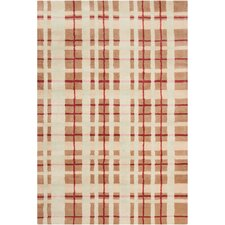 Cinzia Deep Red/Brown Rug