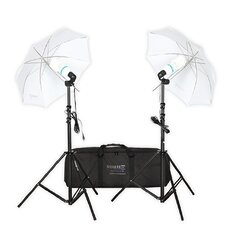 Premium Photo Studio Lighting Umbrella Stand Full Spectrum Lights