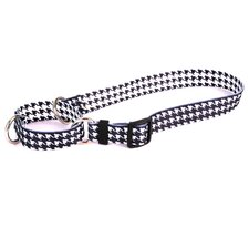 Houndstooth Martingale Collar