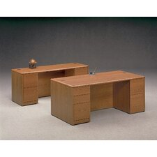 Series Large Credenza with Doors