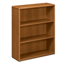 "10700 Series 43"" H Three Shelf Bookcase"