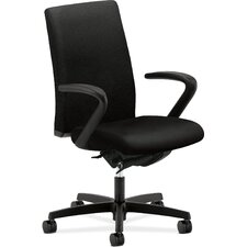 Ignition Work Mid-Back Pneumatic Synchro-tilt Office Chair