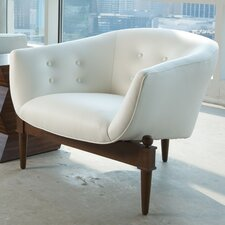 Mimi Leather Lounge Chair