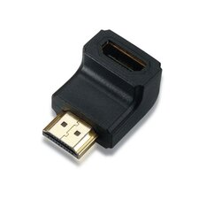 90 Degree HDMI Male to Female Adapter