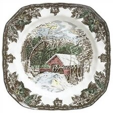 Friendly Village Square Salad Plate