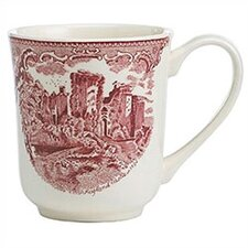 Old Britain Castles Pink Mug (Set of 6)