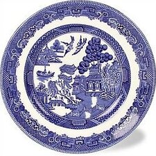 Willow Blue Bread and Butter Plate