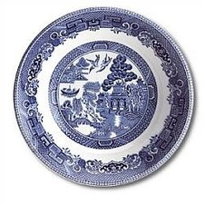 Willow Blue Fruit Saucer