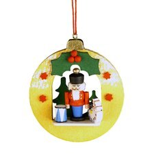 Nutcracker Ball Ornament