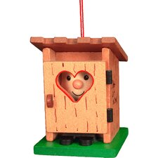Outhouse Ornament