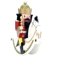 Rider King Nutcracker