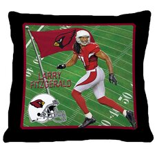 Biggshots Polyester Action Sport Toss Pillow