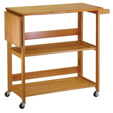 Foldable Kitchen Cart