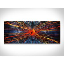 Implosion Wall Art