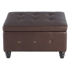 Chilton Storage Cocktail Ottoman