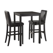 Nantucket 3 Piece Bistro Set