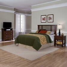 Cabin Creek Headboard Bedroom Collection