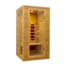 1-2 Person Far Infrared Ceramic Sauna