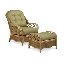 Everglades Chair and Ottoman