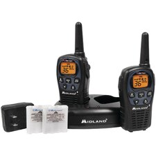 GMRS Radio (Set of 2)