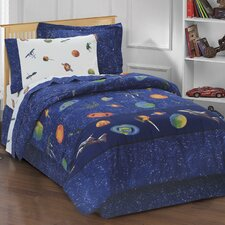 Outer Space 6 Piece Bed in a Bag Set