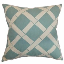 Marianske Geometric Cotton Pillow