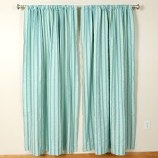 Sugar Plum Rod Pocket Curtain Single Panel