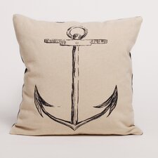 Hemp Anchor Pillow