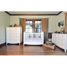 Arlington Nursery 4-in-1 Convertible Crib Set