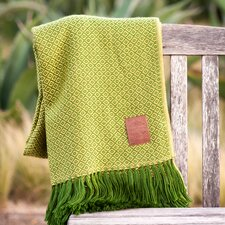 Meadow Alpaca Throw