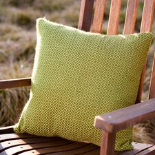 Meadow Alpaca Throw Pillow