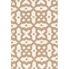 Sahara Ivory/Light Brown Rug