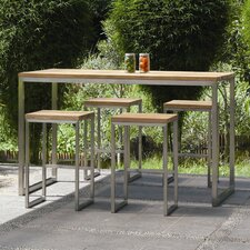 Oko 5 Piece Dining Set