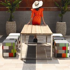 Oko 7 Piece Dining Set
